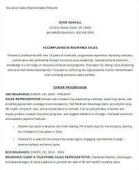 Insurance Representative Resume Insurance Sales Resumes Insurance Impressive Insurance Sales Resume