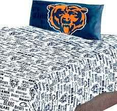chicago bears bedding bears sheet set anthem bed sheets bedding queen size cowboys chicago bears bedding