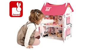 Janod Dollhouse Top 10 Dollhouses For Toddler Girls (Age 2 to 6 Years Old)