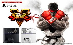 street fighter v s custom ps4 designs are knock outs push square