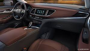 buick enclave interior 2008. interior of the 2018 buick enclave fullsize luxury suv 2008