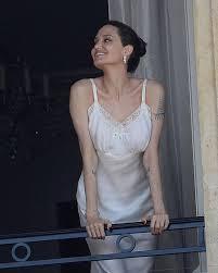 анджелина джоли снялась в белье фото видео нв