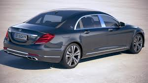 2018 maybach models. interesting maybach 4 mercedes sclass maybach 2018 royaltyfree 3d model  preview no inside maybach models h