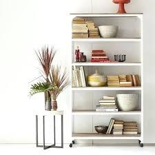 whitewashed floating shelves best of wood metal west elm elegant shelf shelve