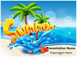 Summer Powerpoint Templates Check Out Our Professionally Designed Summer Beach Concept