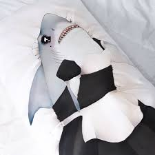 Excellent Shark Body Pillow 15 On Elegant Design With Shark Body Pillow