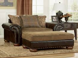 leather chair and a half with ottoman 12 ashley recliner planner jpg