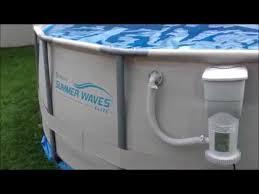 polygroup summer waves 48 x 16 pool