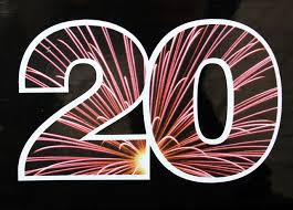 Image result for number 20
