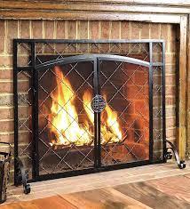 gas fireplace screen home depot ca image screens doors canada fireplace screens home depot canada