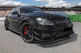 mercedes amg c63 black. Perfect Black Inden Mercedes C63 AMG Black Series And Amg S