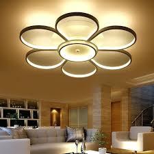 living room led lighting. Led Bedroom Ceiling Lights Modern Living Room Lamps Home Flush Mount Fans With Lighting
