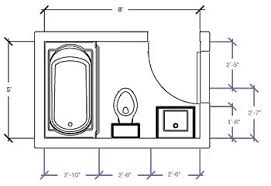 Small Picture Small bathroom floorplan Dream house Pinterest Small
