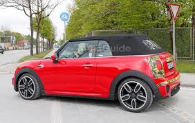Slightly Refreshed MINI Coopers Caught Testing » AutoGuide.com News