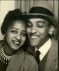 Marla Gibbs and her then husband, Jordan Gibbs, 1950's. | African american  actors, Marla gibbs, Classic actresses
