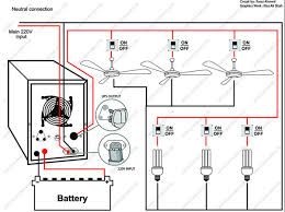 inverter wiring diagram in home inverter image how to connect a ups in home wiring quora on inverter wiring diagram in home