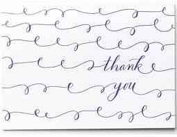 Wedding Thank You Note Dos And Donts Glamour