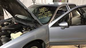 HRCE216 1994 Chevrolet Caprice Test Video - YouTube