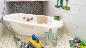 bathtime can be good clean fun when you plan ahead and keep safety in mind
