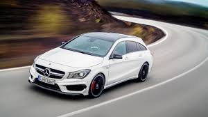 Road Test: Mercedes-Benz CLA Class CLA 250 Engineered by AMG ...