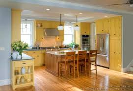 yellow country kitchens. Blue Yellow Country Kitchen Kitchens S