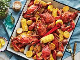 Crab Boil with Beer and Old Bay Recipe ...