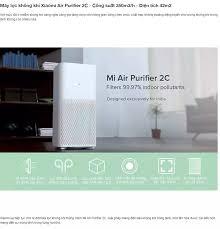 Máy lọc không khí Xiaomi 2C Mi Air Purifier FJY4035GL - Bảo hành chính hãng  12 tháng