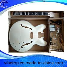 china diy es335 electric bass guitar kits china electric guitar es335 electric guitar