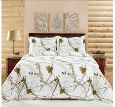 realtree bedding set bright snow white camo no seriously regarding queen comforter designs 6