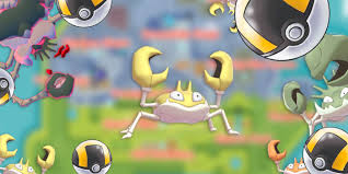 Pokemon GO: How To Get Shiny Krabby