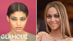 beyoncé s makeup artist recreates her 2016 met gala look glamour