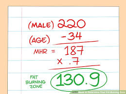 Ideal Heart Rate To Burn Fat Chart Expert Advice On How To Determine Your Fat Burning Zone