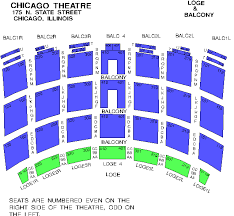 46 Unusual Bank Of America Theater Seat View