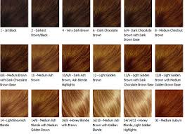Shades Of Red Hair Color Chart Red Hair Fashion 2011 Red Hair Color Charts