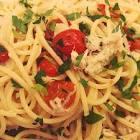 admired avocado and crab pasta