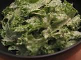 beetroot leaf and ricotta salad