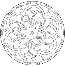Small Picture Mandala Coloring Page Free Spectacular Mandala Coloring Pages Free