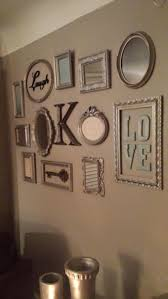 Best 25+ Picture Frame Arrangements Ideas On Pinterest | Wall With Regard  To Family Wall