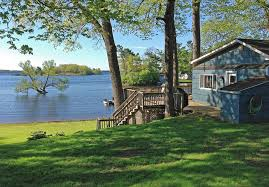 waterfront cottage with magnificent views thousand islands 3 br hammond cottage rental