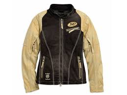 fade out denim leather jacket