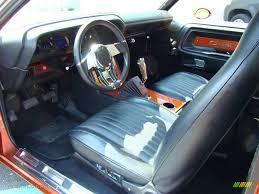 dodge challenger 1970 interior.  Dodge Black Interior 1970 Dodge Challenger 2 Door Hardtop Photo 6548476 On 0