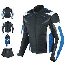 motorcycle jacket ce armored textile motorbike racing thermal