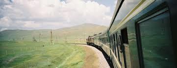 Met de trein naar moskou