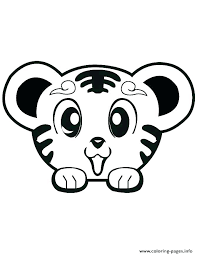 Tiger Printable Coloring Pages Kinopoiskruinfo