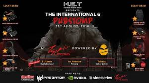 tgv set to screen the international dota 2 championship 2016