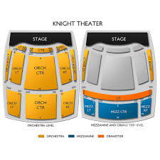 Blumenthal Seating Chart Knight Theater At Blumenthal Arts Center Tickets