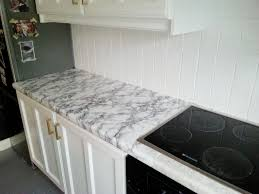 diy super easy marble look counters done with contact paper contact paper kitchen counter