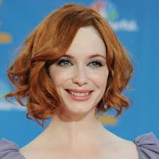 christina hendricks grey eyeshadow