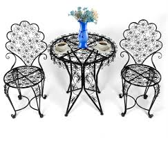 Iron Table And Chairs Set Online Get Cheap Iron Furniture Outdoor Aliexpresscom Alibaba