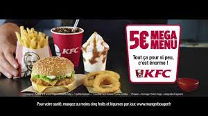 Select and order from the kfc online sharing menu for delivery and pick up today.finger lickin' good! Kfc Mega Menu 5 Euros 2016 On Vimeo